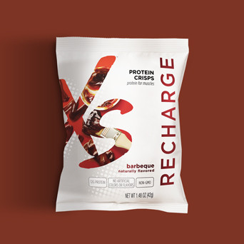Applewood Barbeque Protein Crisps