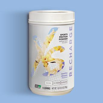 Vanilla Dream Sports Protein Powder