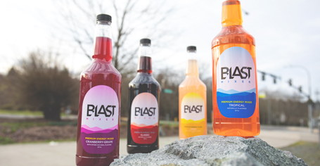 Shop Blast Mixer